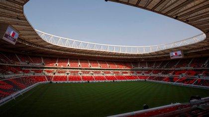 Este fue el cuarto estadio inaugurado rumbo al Mundial 2022 (FIFA)
