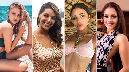 10 trucos de belleza según las mujeres que participaron en Miss Universo