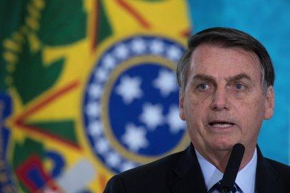 Jair Bolsonaro, presidente de Brasil (EFE)