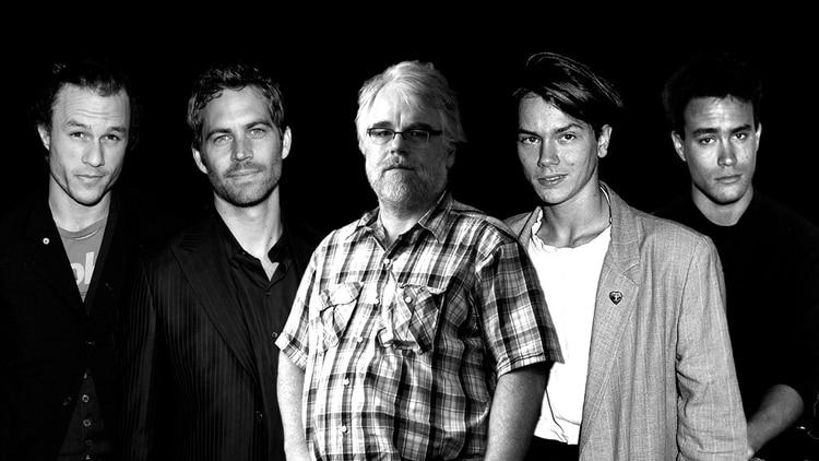 Heath Ledger, Brandon Lee, River Phoenix, Philip Seymour Hoffman y Paul Walker: los actores que fallecieron durante el rodaje de una película