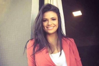 Bruna Macedo, periodista de la CNN en Brasil