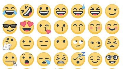 Cuáles son los 10 emojis más usados en todo el mundo - Infobae