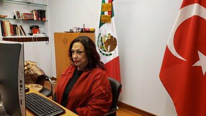 Escándalo en Estambul: Isabel Arvide presuntamente amenazó a empleados del Consulado mexicano