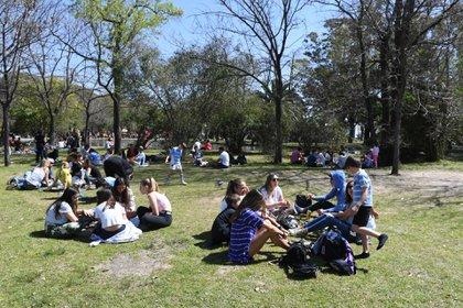 El gobierno de Mendoza recordó que todavía está presente la pandemia