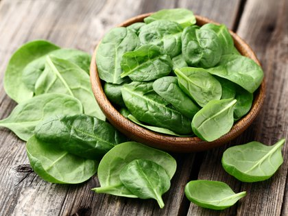 Los vegetales ayudan a eliminar la retención de líquidos (Getty)