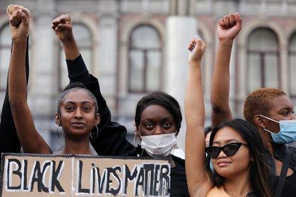 En Estados Unidos, millones de manifestantes han salido a las calles para protestar tras la muerte de Floyd (Reuters)