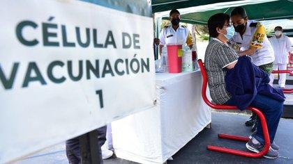 Para la segunda etapa de vacunación, el país ya contará con más de una opción para inocular al siguiente sector prioritario (Foto: Cuartoscuro)