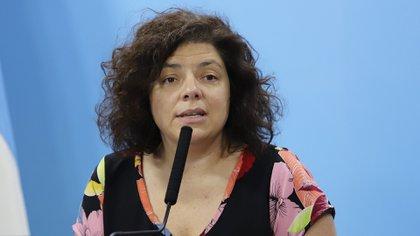 Carla Vizzotti (NA)