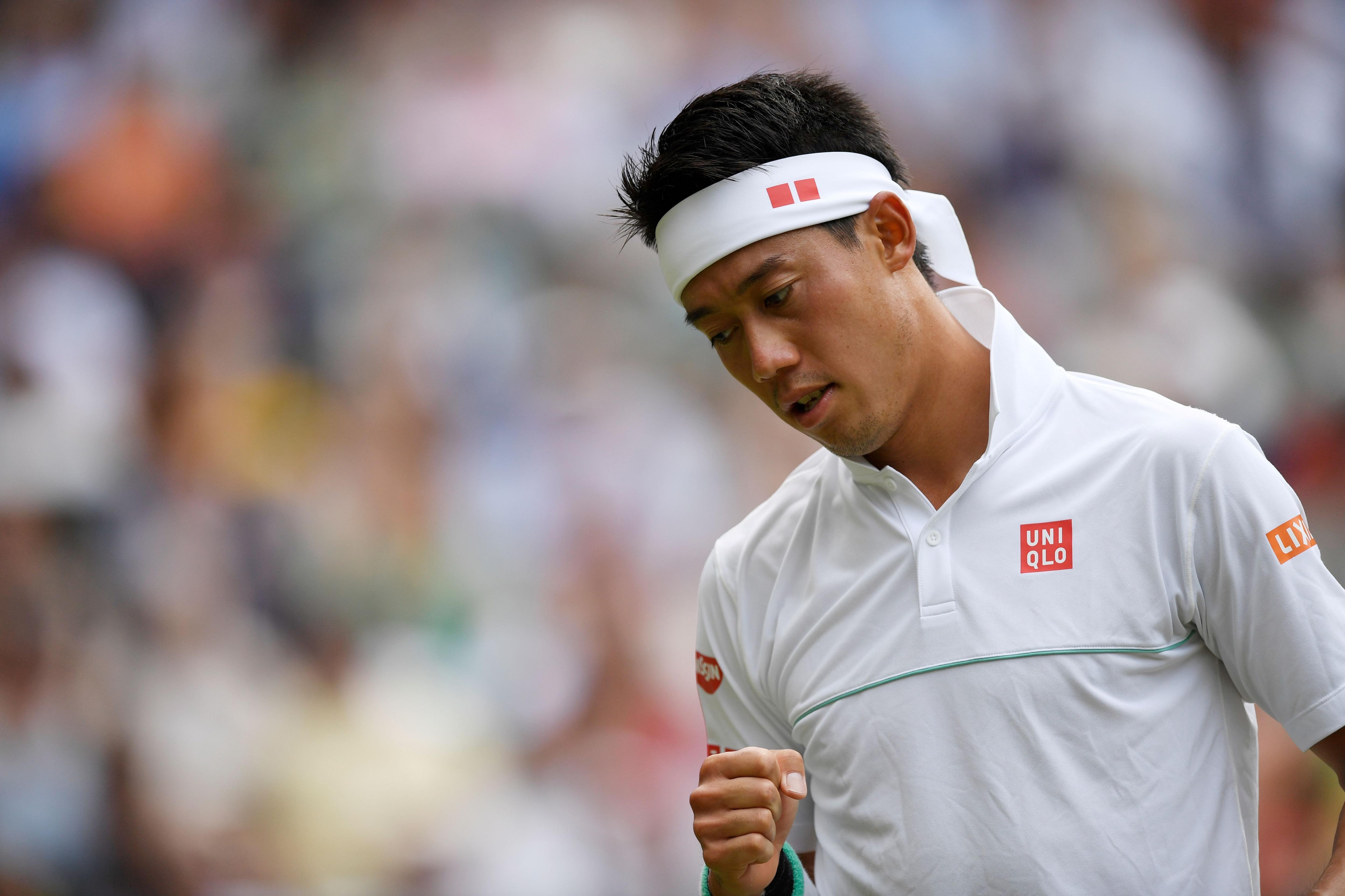 Kei Nishikori quiere llegar al US Open (Reuters)