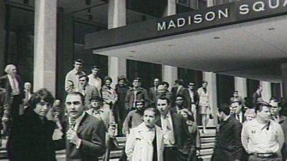 Cacho Fontana entrevistó a Sandro en el Madison Square Garden de Nueva York:  uno de los momentos más recordados de su extensa carrera profesional