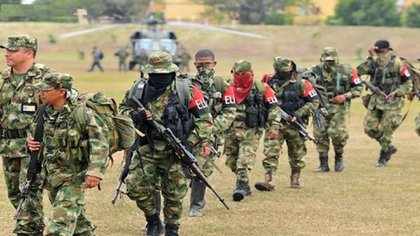 El ELN está avanzando en algunos de los territorios dejados por las FARC
