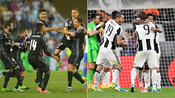 Real Madrid y Juventus se enfrentan en Cardiff por la final de la Champions League