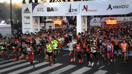 """La reciente 21K de Buenos Aires fue una carrera """"cardioprotegida"""" (Nicolás Stulberg)"""