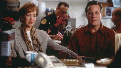 """Catherine O'Hara y John Heard, los padres de Kevin en """"Mi Pobre Angelito"""""""
