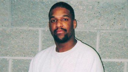 Corey Johnson fue ejecutado en la noche del jueves por haber asesinado a siete personas en 1992 (PROVIDED BY COUNSEL FOR COREY JOHNSON)