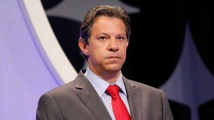 Fernando Haddad, del PT, fue derrotado en segunda vuelta (Reuters)