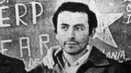 Mario Santucho, líder del Partido Revolucionario de los Trabajadores y comandante del Ejército Revolucionario del Pueblo