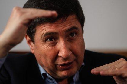 El ministro de desarrollo social Daniel Arroyo. EFE/Juan Ignacio Roncoroni/Archivo