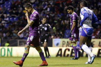 Veracruz acumula una racha negativa de 40 partidos sin victoria, la peor en la historia del fútbol a nivel mundial con respecto a clubes (Foto: Cuartoscuro)