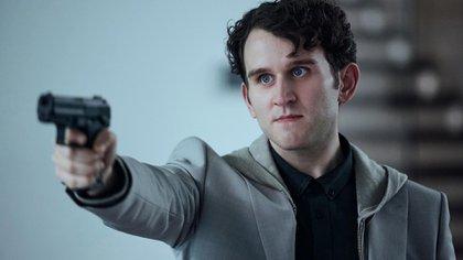 """Harry Melling en """"The Old Guard"""" (Shutterstock)"""