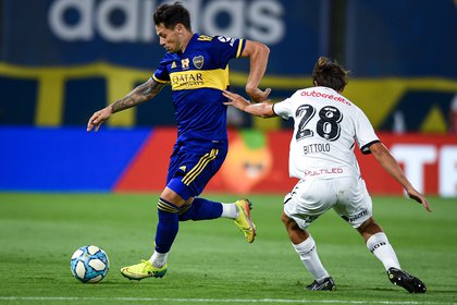 Desde el Consejo de Fútbol se refirieron a la situación de Mauro Zárate (REUTERS/Marcelo Endelli)