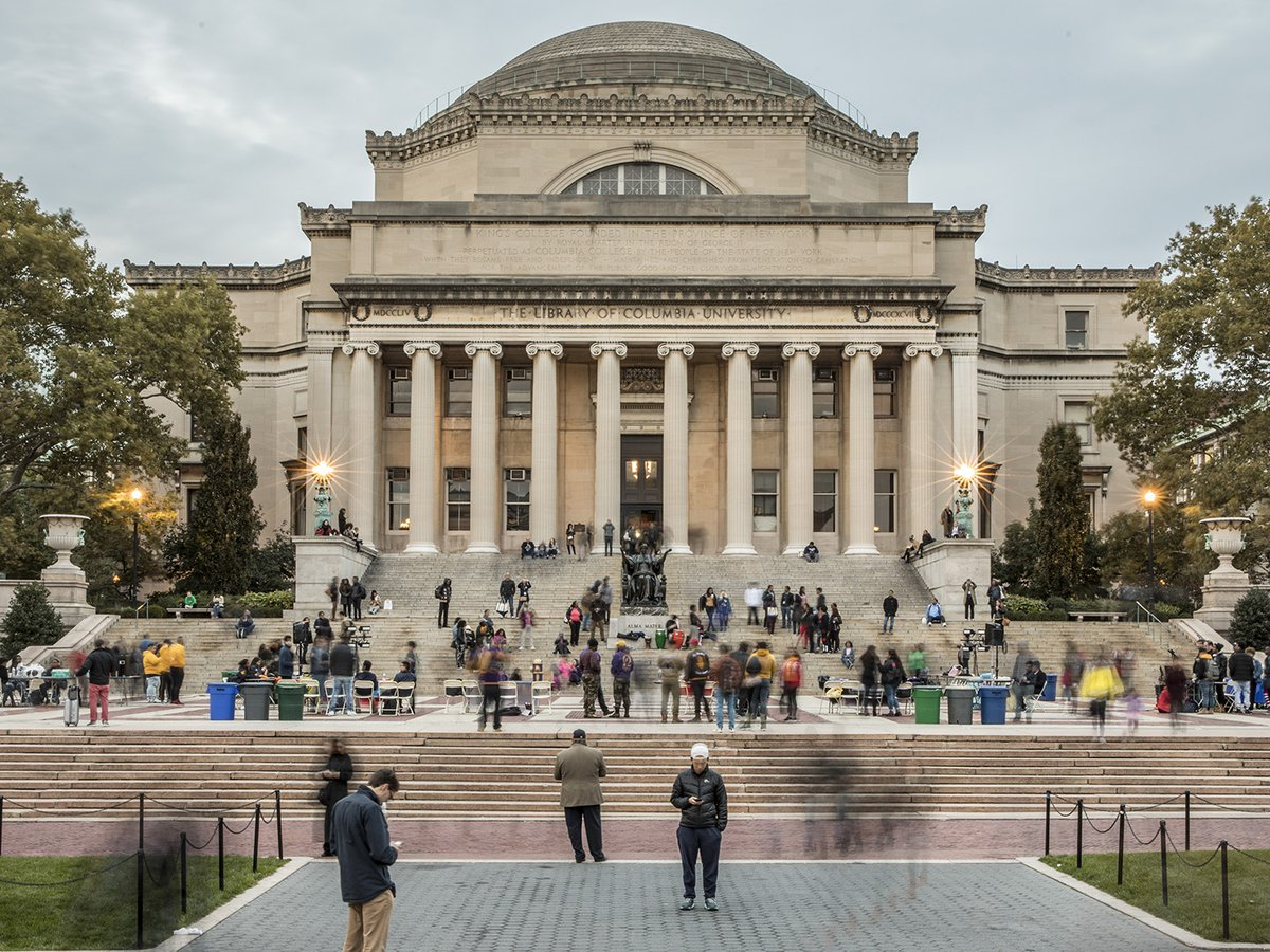 La Universidad de Columbia felicitó a Martín Guzmán por su designación,  pero después borró el tuit - Infobae