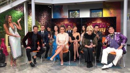 """""""Las Estrellas Bailan en Hoy"""": así fue la esperada alfombra roja"""