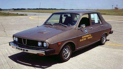 El Renault 12 participó en Estados Unidos de proyectos de vehículos eléctricos, a partir de la crisis del petróleo de 1973. (Foto: Renault 12 USA)