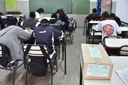 Las pruebas Aprender 2019 evaluaron a quinto y sexto año del secundario