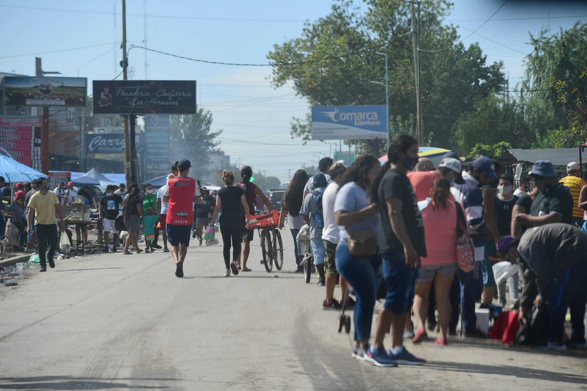 Feria Conurbano - Restricciones - Covid 19