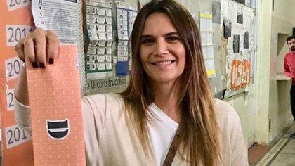Amalia Granata es diputada provincial por Santa Fe