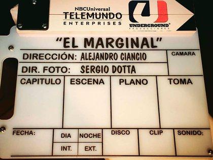 El lunes 8 de marzo comenzaron las grabaciones de la nueva temporada de El Marginal