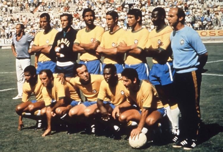 El Brasil de 1970 que marcó una época (Foto: Shutterstock)