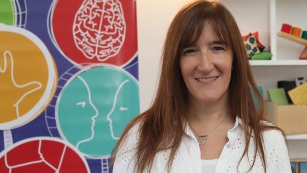 En el 2009 Daniela fue mamá de Sofía, quien padece encefalopatía crónica no evolutiva