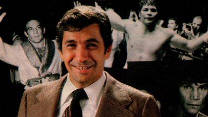 Tito Lectoure, una leyenda del boxeo argentino (Archivo Maximiliano Roldán)