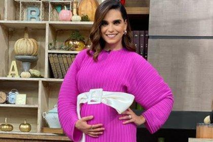 Tania Rincón ya ha estado como invitada en el matutino de Televisa (Foto: @taniarin/ Instagram)