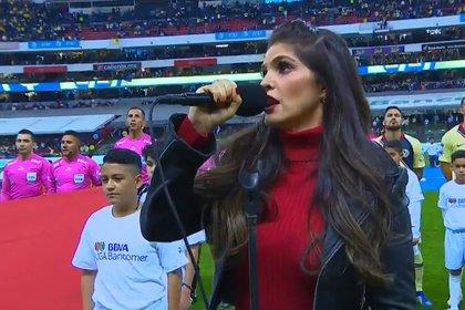 Ana Bárbara iniciará su gira en California (Foto: Especial)