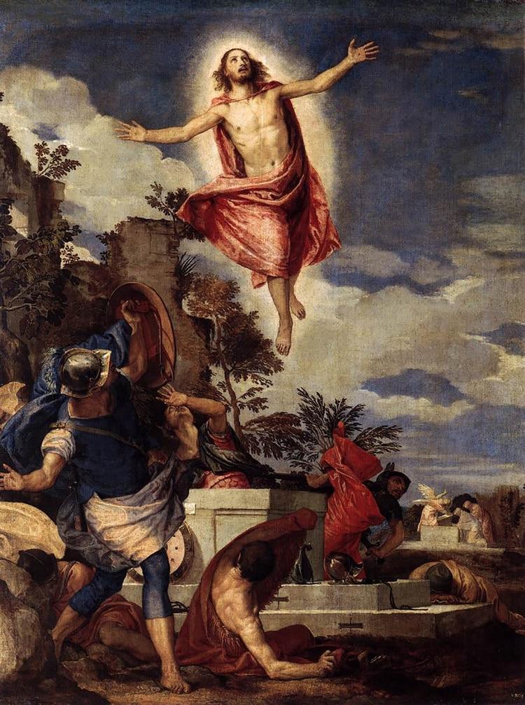 La resurrección de Cristo (cuadro de Veronese)