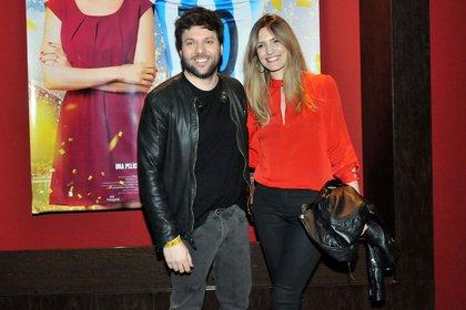 Guido Kaczka y Soledad Rodríguez