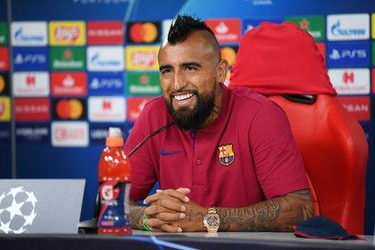 Vidal estaría buscando un nuevo club para continuar con su carrera