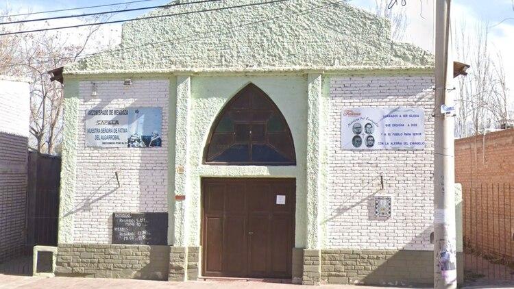 La otra capilla en la que trabaja
