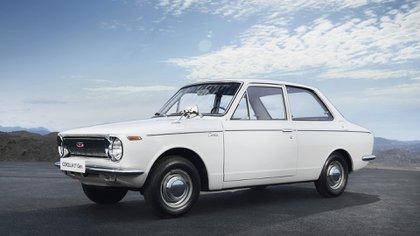 Primera generación - Toyota Corolla
