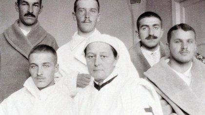 Vera Gedroitz fue una destacada cirujana