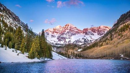 Aspen, Colorado, es la ciudad de esquí más cara de los Estados Unidos, pero se vuelve aún más cara cuanto más arriba se vaya
