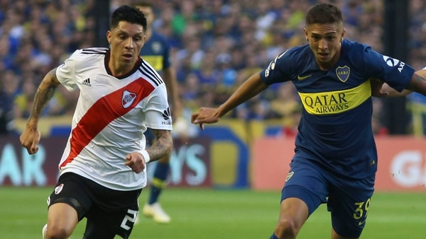Se vendrán otros dos Superclásicos por la Libertadores (NA)