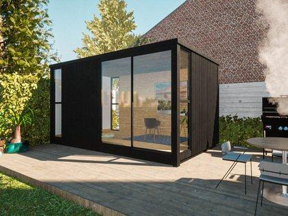 La portabilidad, la sustentabilidad y la rapidez son algunas de las ventajas de los sistemas de construcción en seco (Foto: Modul.ar)
