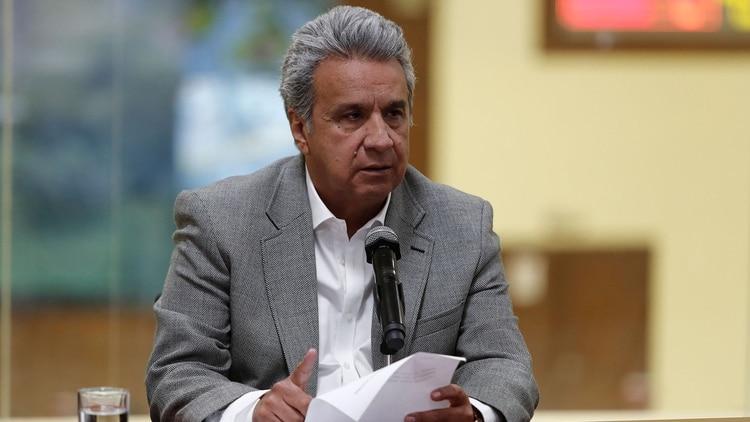 Lenín Moreno (EFE)