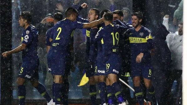 Boca jugará con Huracán antes de visitar a Libertad de Paraguay por la Copa (EFE)