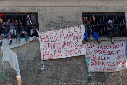 El juez Brun liberó a Néstor Luis Ibars el 7 de abril (Paula Ribas/Télam/jcp)