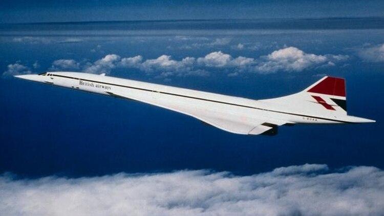 El Concorde podía volar a Mach 2,02; es decir, los 2.140 km/h, más del doble de cualquier avión comercial